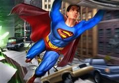 Süperman'in Fotoğrafını Çek
