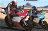 Süratlı Motor Yarışı
