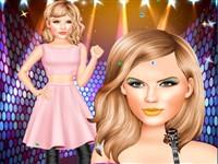 Taylor Swift Konser Makyajı