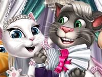 Tom ve Angela Evleniyor