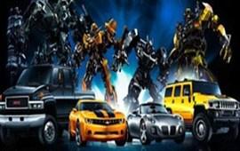 Transformers Arabaları