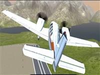 Uçak Sürme Simülatör