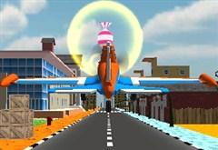 Uçakla Şeker Toplama