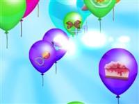 Uçan Balon Patlatma