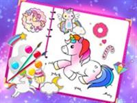 Unicorn Boyama Kitabı