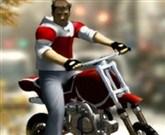 Usta Motorcu Gösteri Zamanı