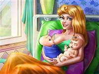 Uyuyan Güzelin İkiz Bebekleri