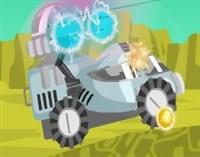 Uzaylı Avcısı Araba