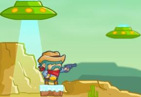 Uzaylı Avcısı Kovboy