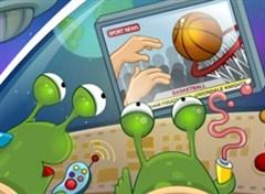 Uzaylı Basketbolcu