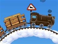 Viyadük Treni Sür