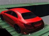 Yarış Arabası Simülatörü