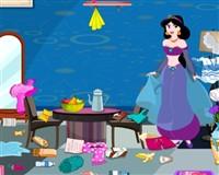 Yasemin Oda Temizliği