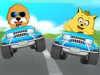 Yavru Köpek Yarışı