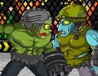 Zombi Dövüş Klubü