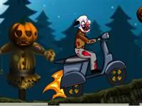 Zombie Motor Yarışı