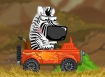 Zürafa Macerası